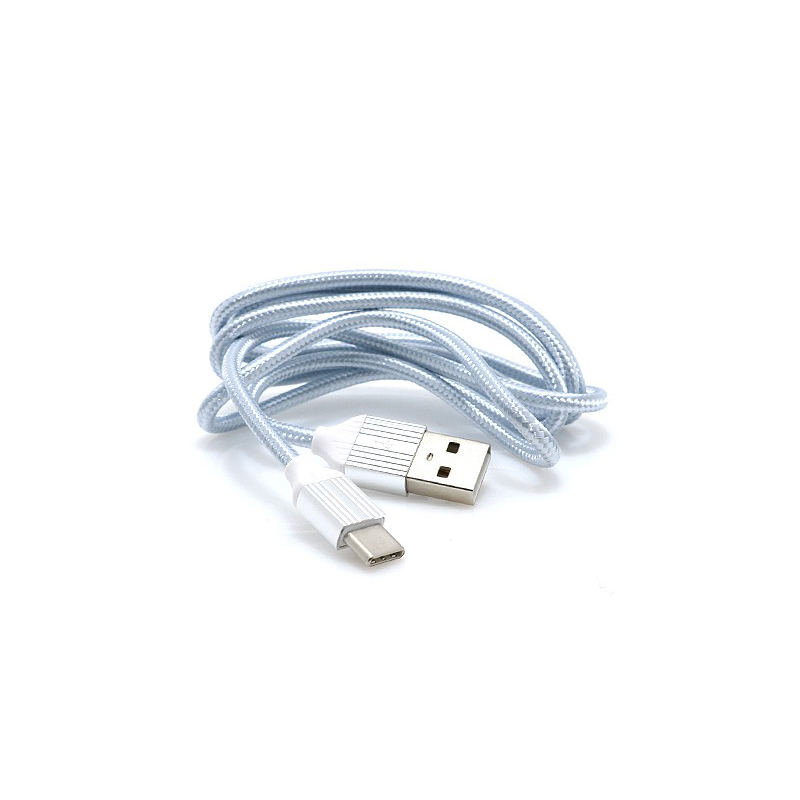Auto punjač LDNIO C701Q Quick Charge 2.0 4xUSB 7A sa Type C kablom crni