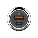 Auto punjač LDNIO C1 PD+QC3.0  3A iPhone lightning
