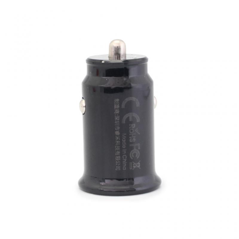 Auto punjač Remax Roki RCC-219 dual USB 2.4A crni