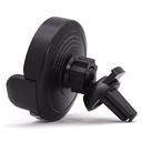 Auto držač Wireless T20 QC 3.0 crni