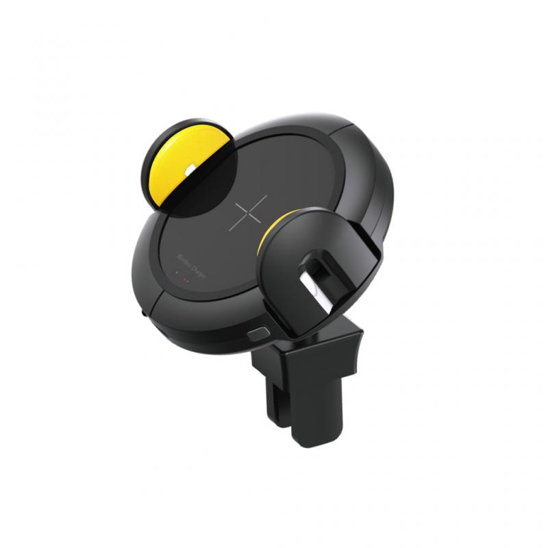 Auto držač wireless automatic Wiwu CH-301 crni