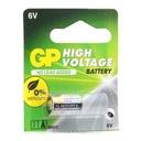 Alkaline battery Super 6V 38mAh 11A-C5 / 6V GP
