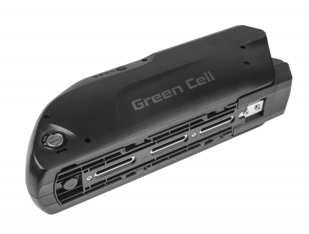 Battery Green Cell Down Tube 48V 11,6Ah 557Wh for E-Bike Pedelec