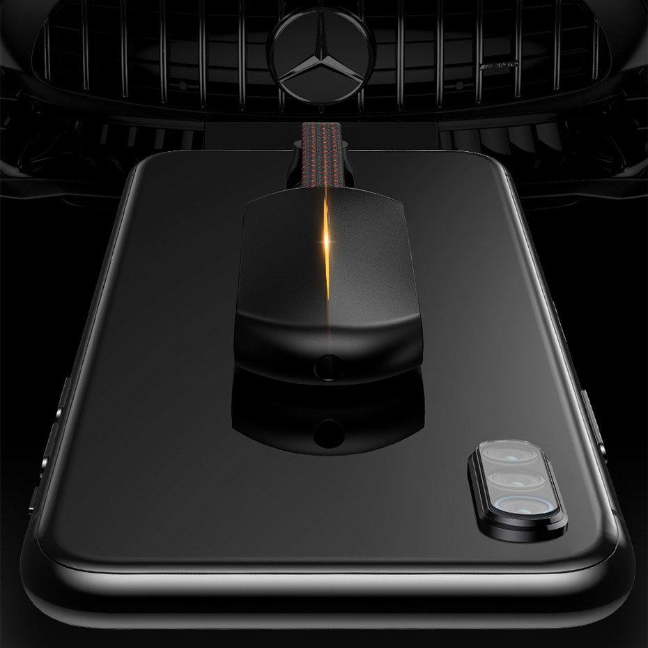 Baseus GAMO L49 audio adapter USB Type C - 2x USB Type C + mini jack 3.5mm for charging and music black (CATL49-01)