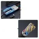 Baseus Audio Converter L60S Adapter from USB Type C to USB Type C (female) + headphones jack 3,5 mm (female) gray (CATL60S-0A)