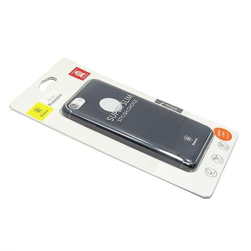BASEUS Glitter case for Iphone 7/8 matt black
