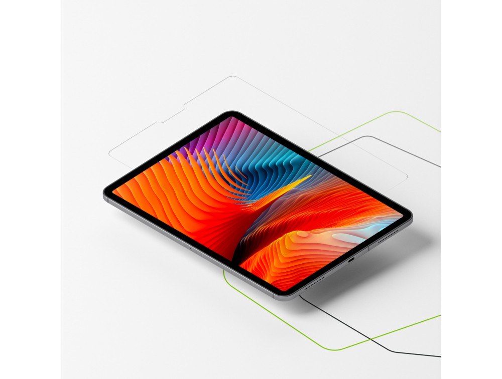 2x GC Clarity Screen Protector for Apple iPad Pro 11 (2018/2020)