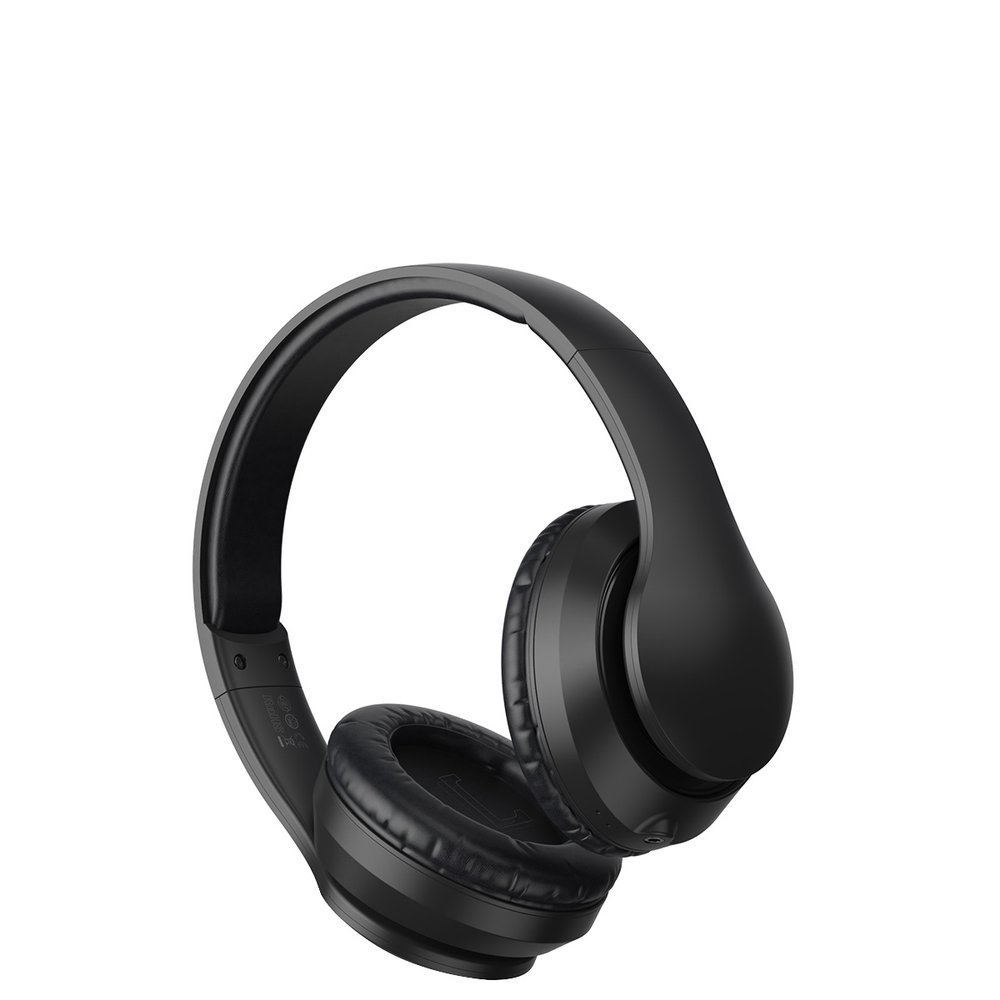 Baseus Encok wireless Bluetooth headset 5.0 with built in microphone black (NGD07-01)