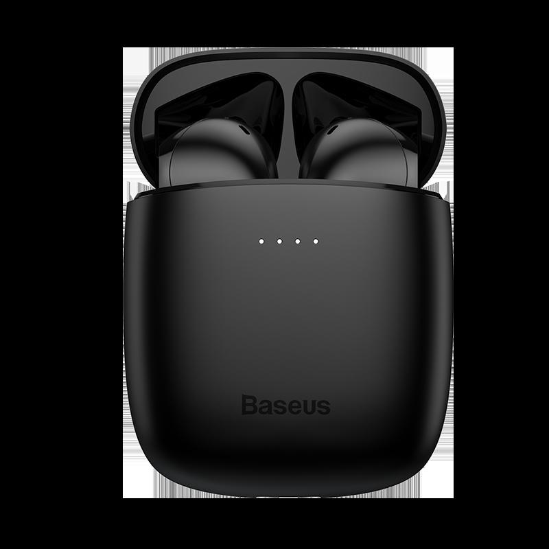 Baseus Encok True Wireless Earphones W04 TWS black (NGW04-01)