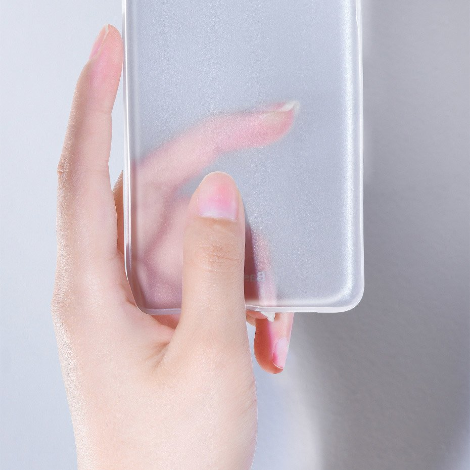 Baseus Wing Case Ultra Thin Lightweight PP Cover for Samsung Galaxy S20 Plus black (WISAS20P-01)