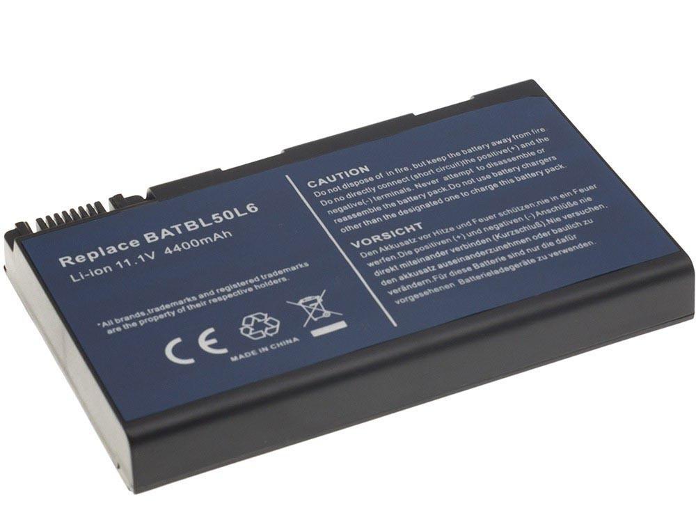 Green Cell Battery for Acer Aspire 3100 3690 5110 5630 / 11,1V 4400mAh