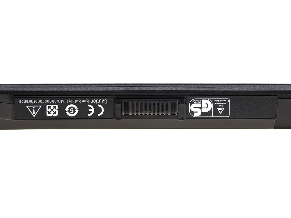 Green Cell Battery for Dell Inspiron 14 1464 15 1564 17 1764 / 11,1V 4400mAh