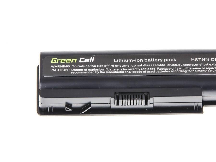 Green Cell Battery for HP Pavilion DV7 DV7T DV7Z DV8 / 14,4V 4400mAh