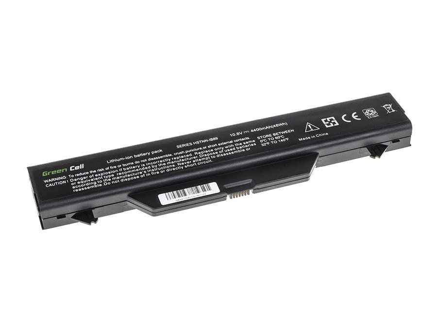 Green Cell Battery for HP Probook 4510 4510s 4515s 4710s 4720s / 11,1V 4400mAh