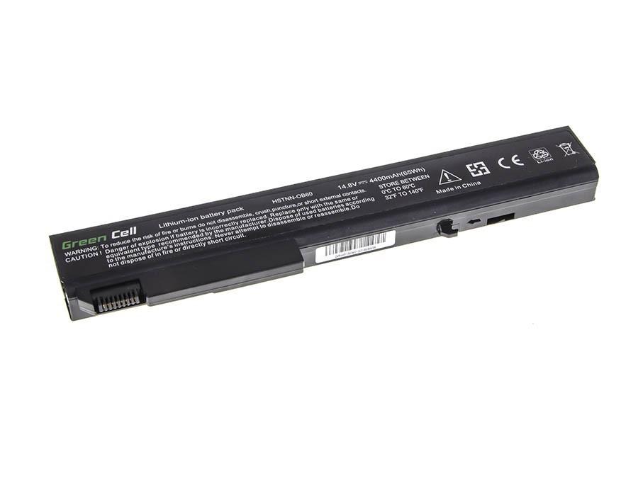 Green Cell Battery for HP EliteBook 8500 8700 / 14,4V 4400mAh