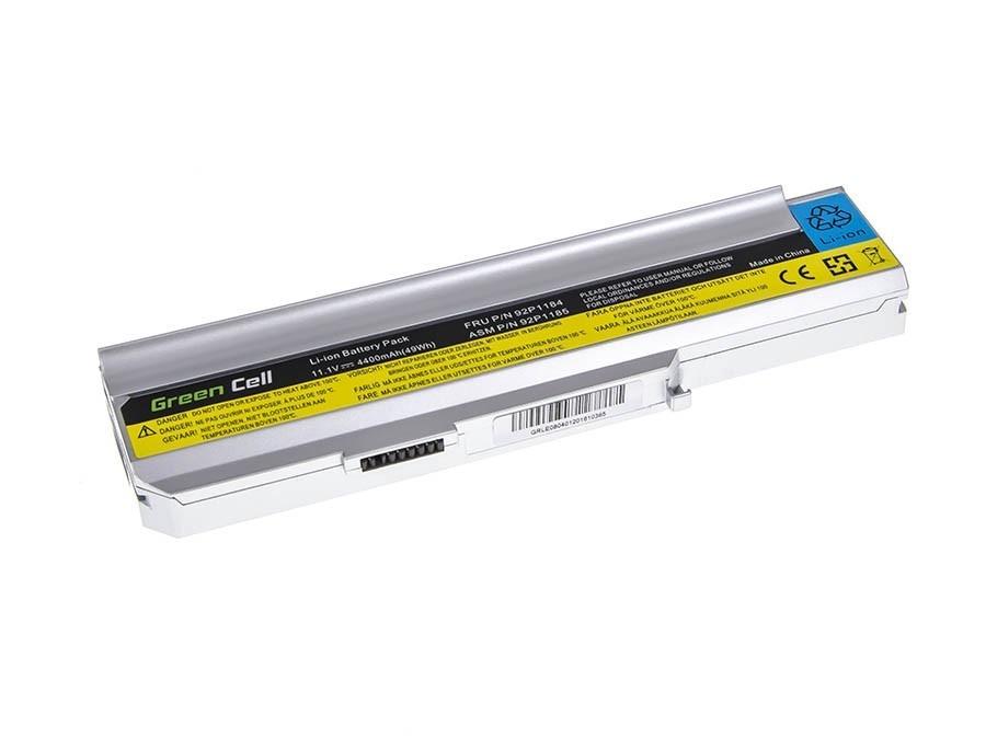 Green Cell Battery for Lenovo 3000 N100 N200 C200 / 11,1V 4400mAh