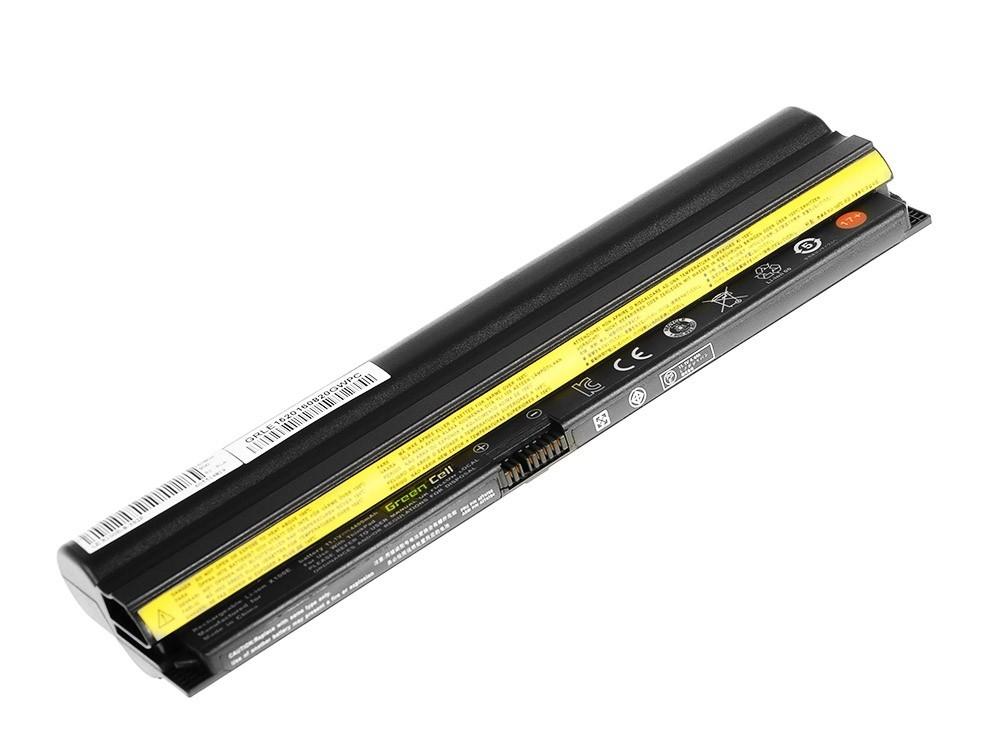 Green Cell Battery for Lenovo ThinkPad X100e X120 X120e, Edge E10 11 / 11,1V 4400mAh