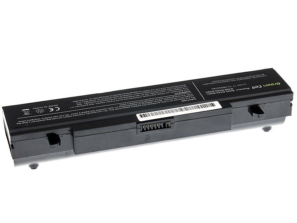 Green Cell Battery for Samsung R519 R522 R530 R540 R580 R620 R719 R780 / 11,1V 6600mAh