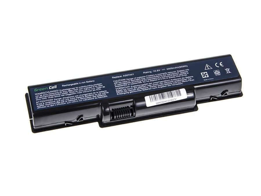Green Cell Battery for Acer Aspire 4710 4720 5735 5737Z 5738 / 11,1V 8800mAh