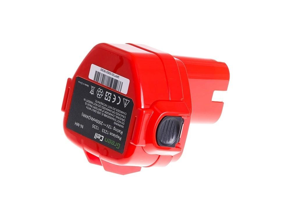 Power Tools Battery 1220 1222 for Makita 1050D 4191D 6271D 6835D 8413D