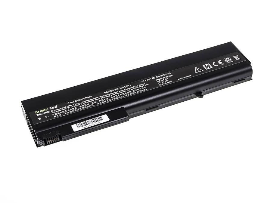 Green Cell Battery for HP Compaq NX7300 NX7400 8510P 8510W 8710P 8710W / 11,1V 6600mAh