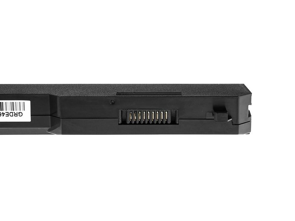 Green Cell Battery for Dell Vostro 1310 1320 1510 1511 1520 2510 / 11,1V 4400mAh