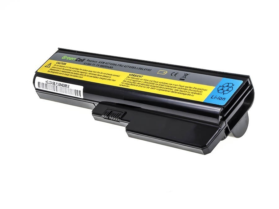 Green Cell Battery for Lenovo B550 G430 G450 G530 G550 G550A G555 N500 / 11,1V 6600mAh