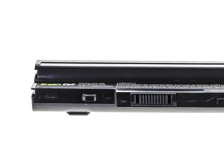 Green Cell PRO Battery for Asus U46 U47 U56 / 14,4V 4400mAh