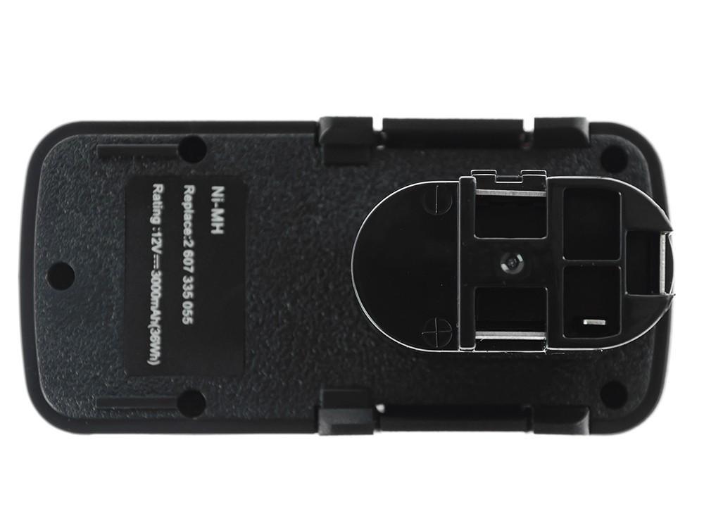 Power Tools Battery for Bosch 3300K PSR 12VE-2 GSB 12 VSE-2