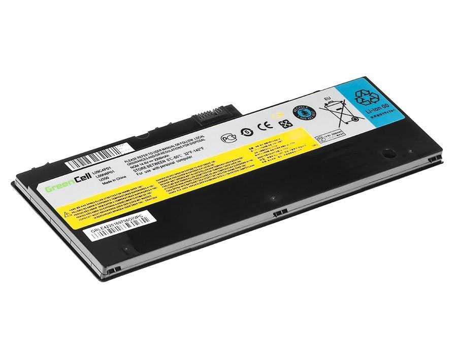 Green Cell Battery for Lenovo IdeaPad U350 U350W / 14,4V 1800mAh