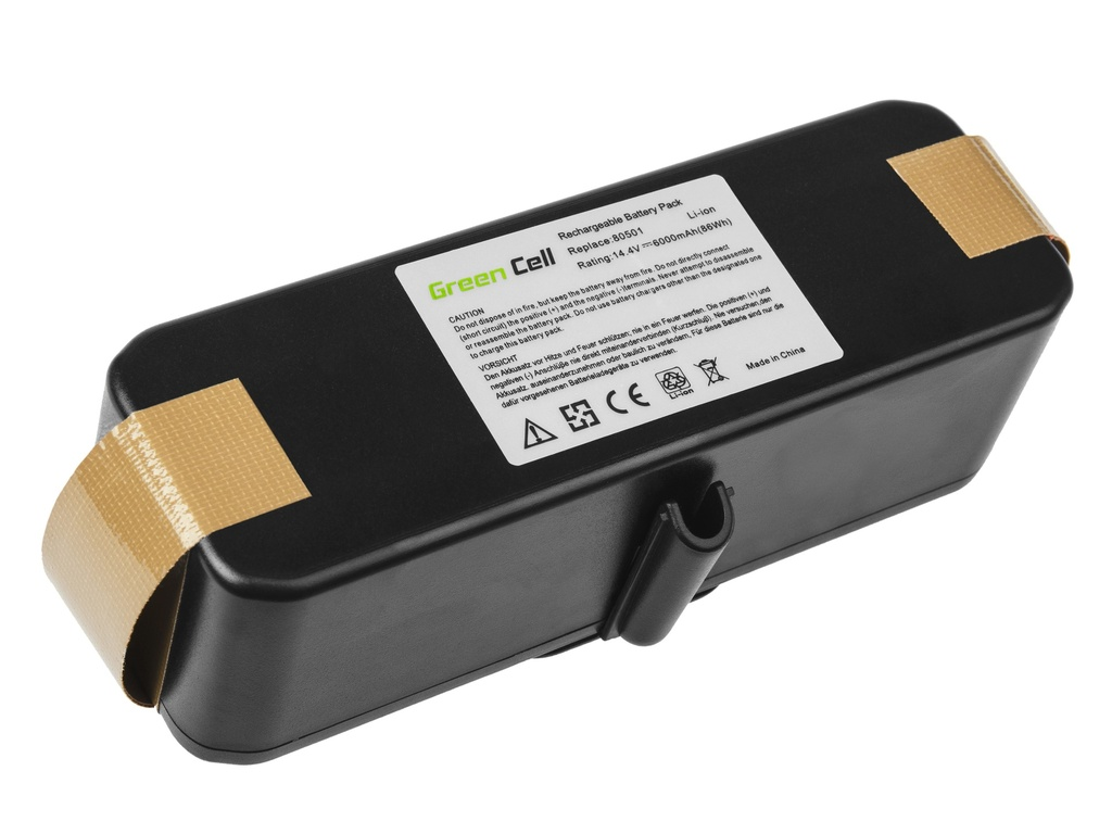 Battery 11702 for iRobot Roomba 500 630