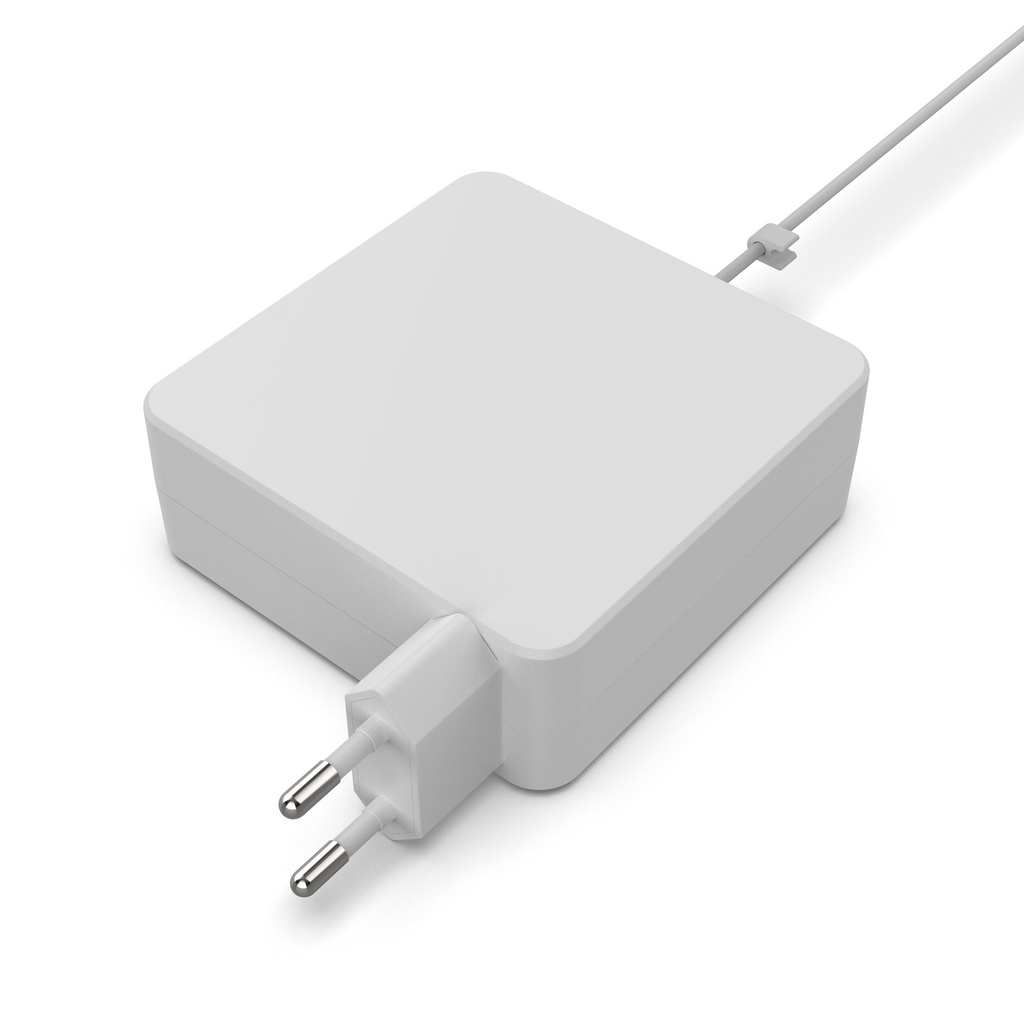 Green Cell Charger  AC Adapter for Apple Macbook 85W / 18.5V 4.6A / Magsafe 2