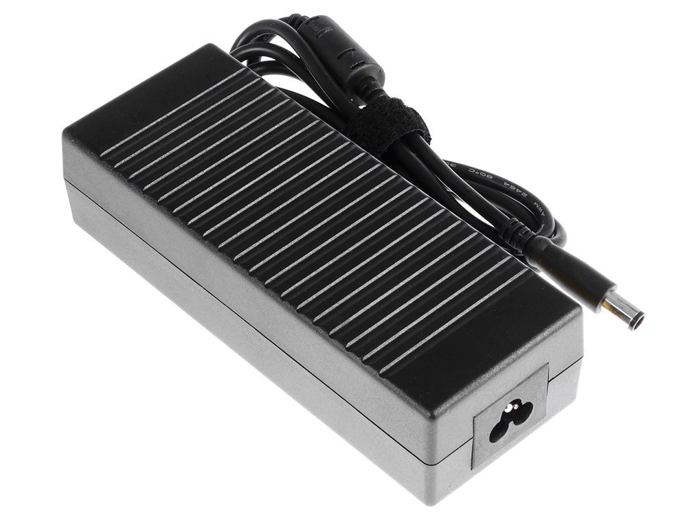 Green Cell PRO Charger  AC Adapter for Dell 130W / 19.5V 6.7A / 7.4mm-5.0mm