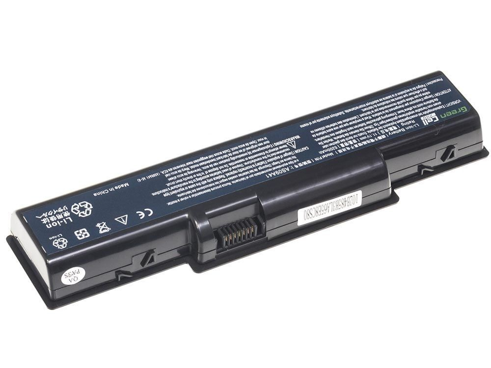 Green Cell PRO Battery for Acer Aspire AS09A41 AS09A51 5532 5732Z 5734Z / 11,V 5200mAh