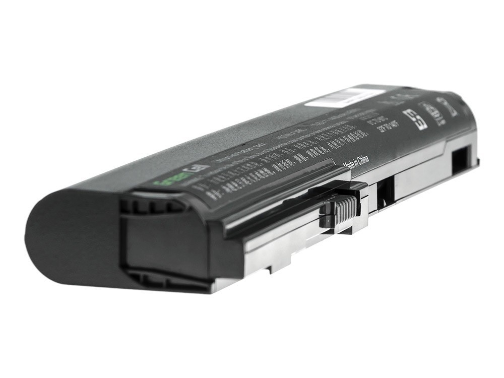 Green Cell Battery for HP EliteBook 2560p 2570p / 11,1V 4400mAh