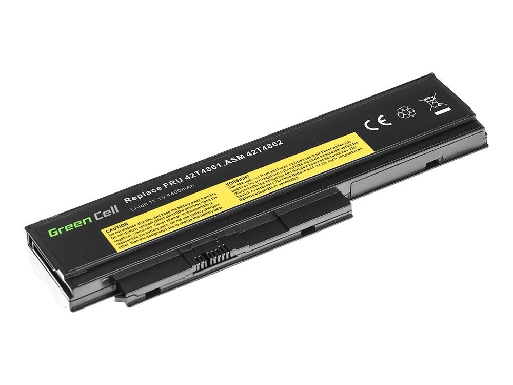 Green Cell Battery for Lenovo ThinkPad X220 X230 / 11,1V 4400mAh