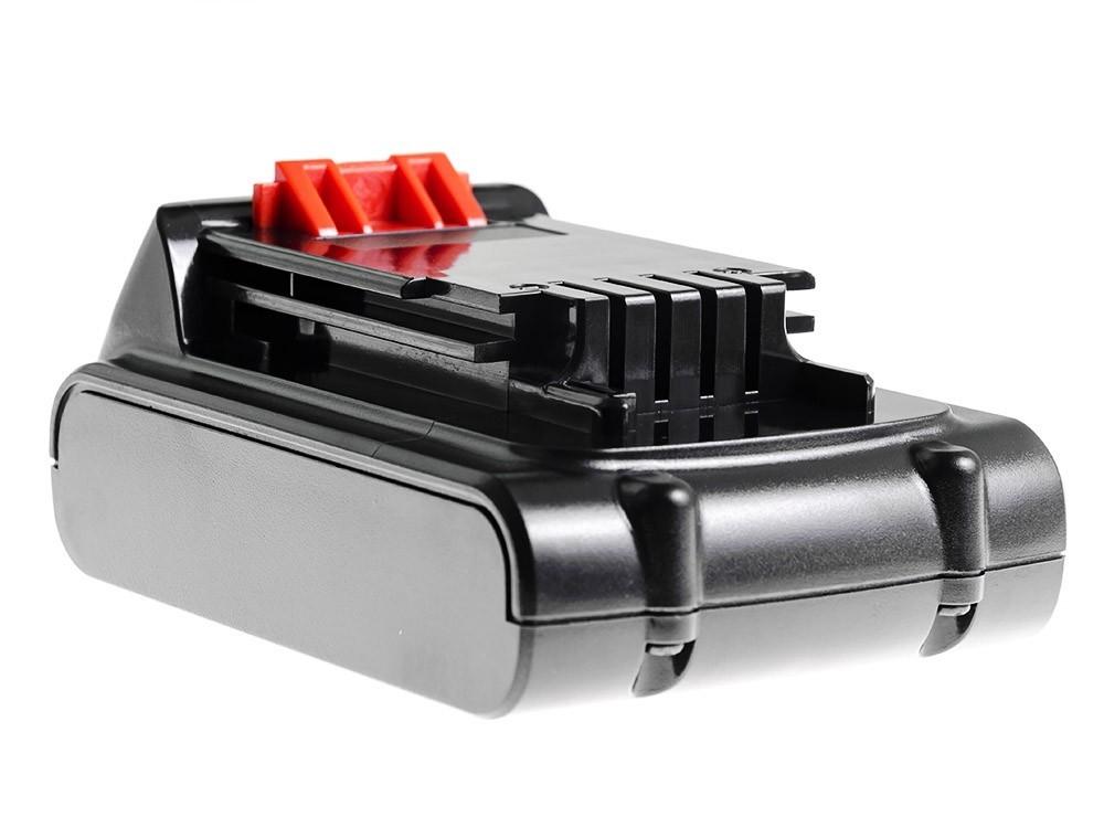 Power Tools Battery BL1518 BL2020 for Black&Decker ASD ASL LGC120