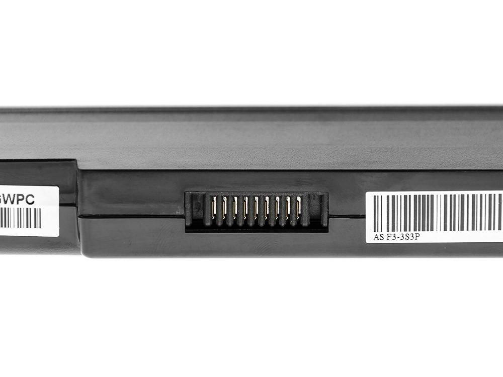 Green Cell Battery for Asus F2 F2J F3 F3S F3E F3F F3K F3SG F7 M51 / 11,1V 6600mAh