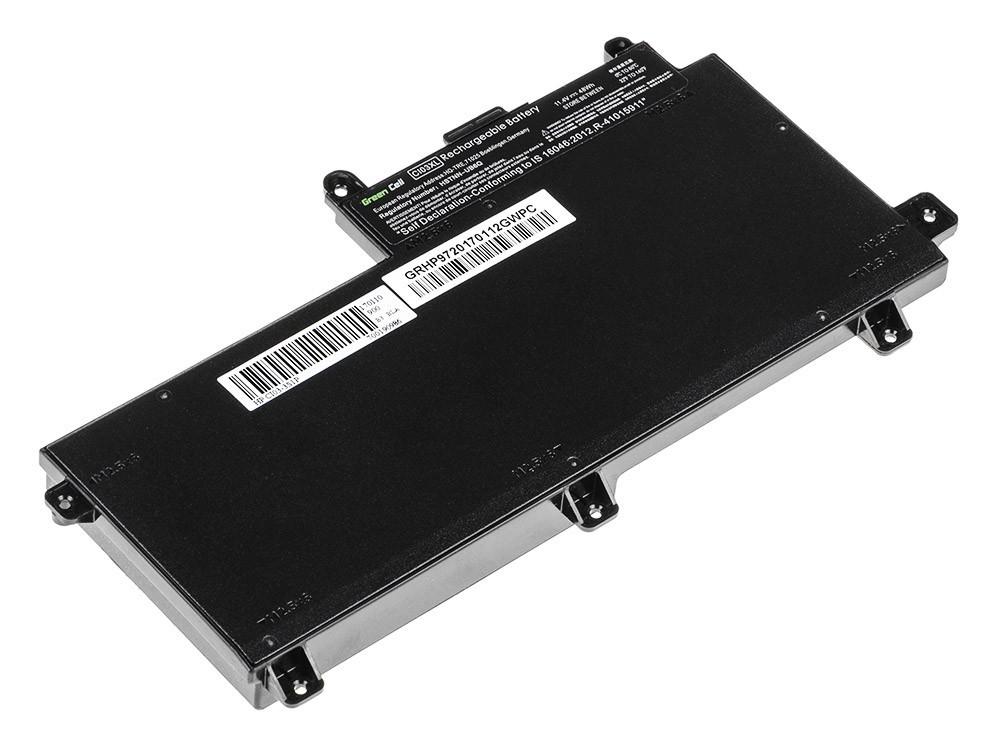 Green Cell Battery for HP ProBook 640 G2 645 G2 650 G2 G3 655 G2 / 11,4V 3400mAh