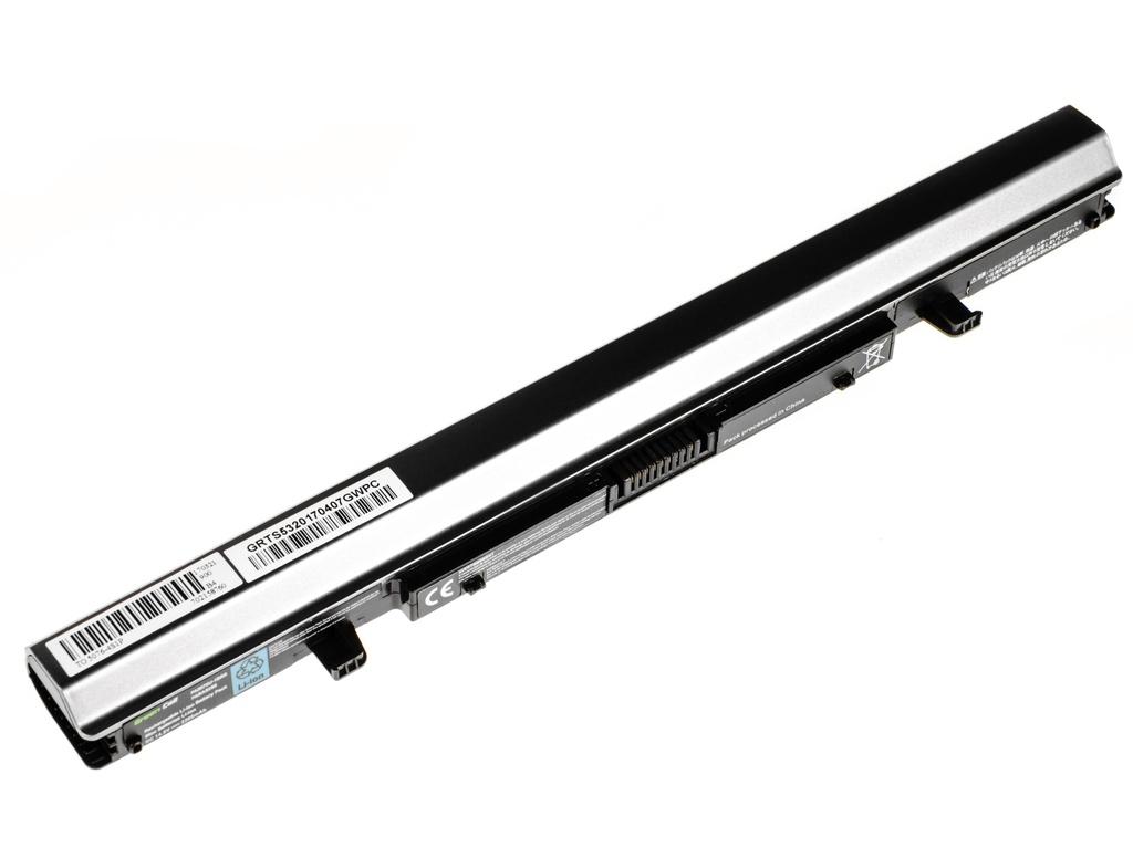 Green Cell Battery for Toshiba Satellite U845 U940 U945 L950 L950D L955 L955D / 14,4V 2200mAh