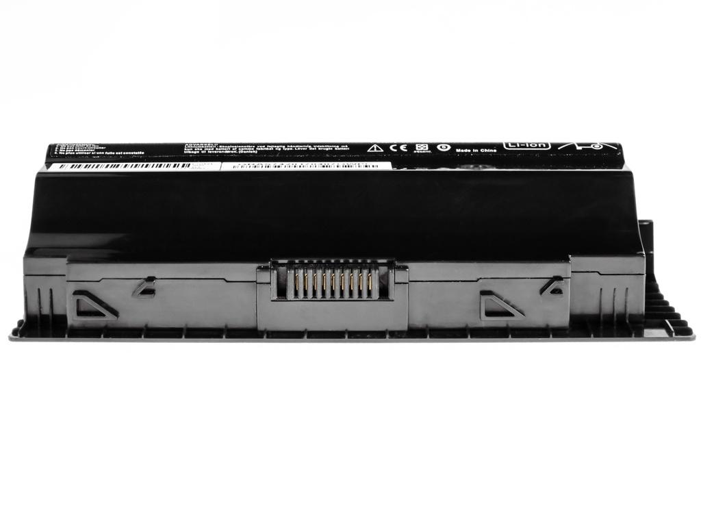 Green Cell Battery for Asus G75 G75V G75VW G75VX / 14,4V 4400mAh