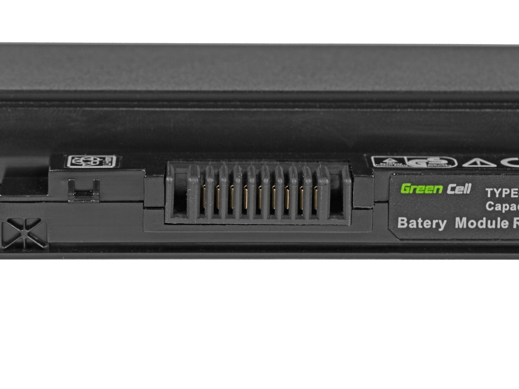 Green Cell Battery for Dell Inspiron 14z 1470 15z 1570 / 11,1V 4400mAh