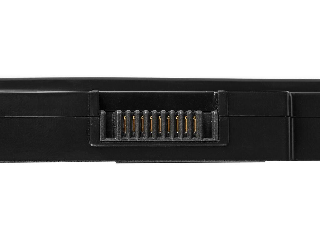 Green Cell Battery for Toshiba Satellite A660 A665 L650 L650D L655 L670 L670D  PA3634U-1BRS / 11,1V 4400mAh