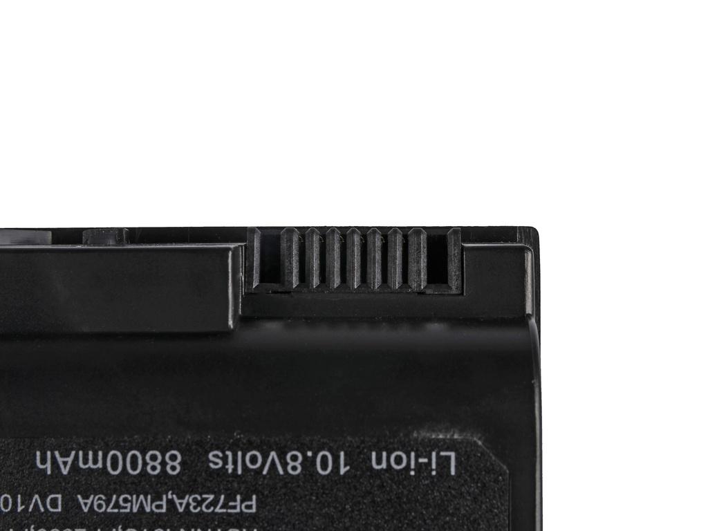 Green Cell Battery for HP Pavilion DV1000 DV4000 DV5000 G1 / 11,1V 8800mAh