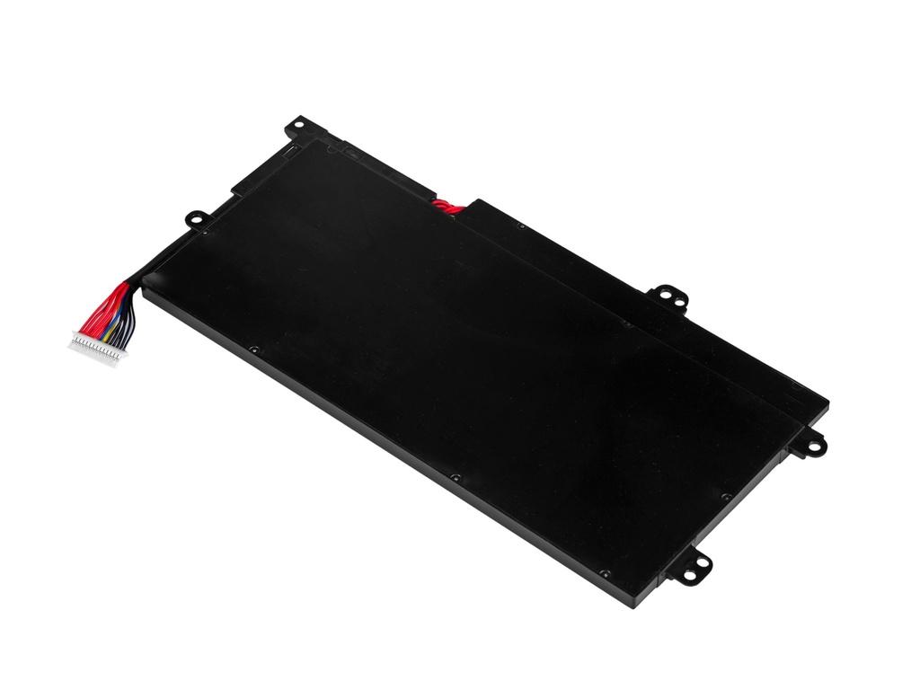 Green Cell Battery for HP Envy 14 14T M6 / 11,1V 3400mAh