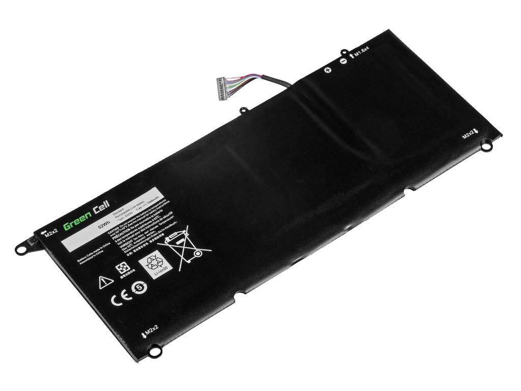 Green Cell Battery for Dell XPS 13 9343 9350 / 7,4V 5600mAh
