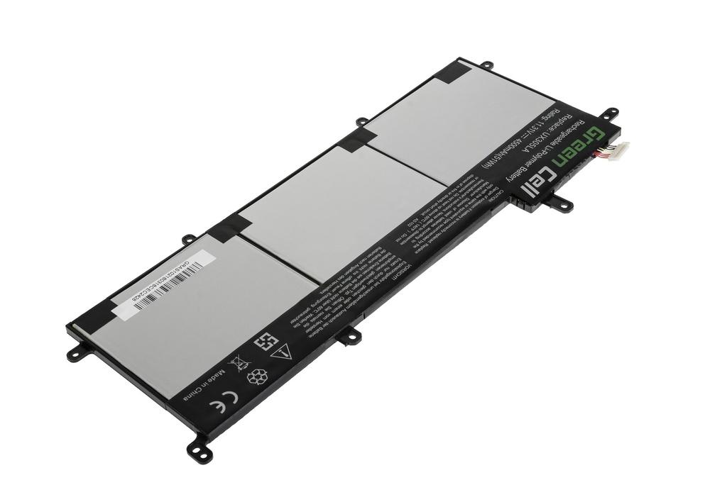 Green Cell Battery for Asus Zenbook UX305L UX305U / 11,31V 4200mAh