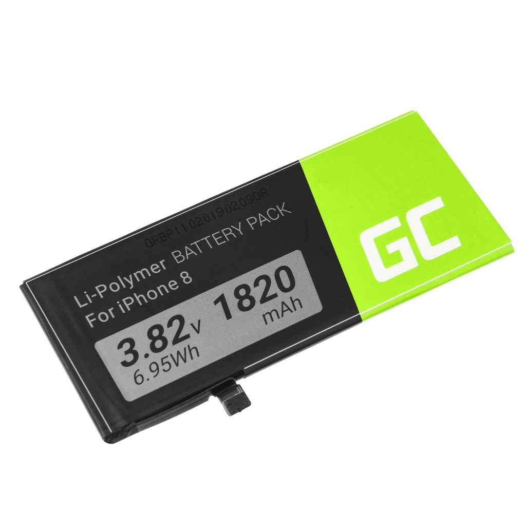 Battery Green Cell A1863 for Apple iPhone 8