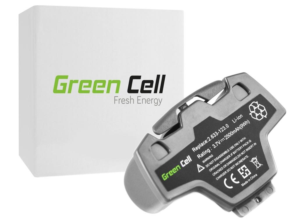 Power Tools Battery 2.633-123.0 for Kärcher WV5 Plus 3.7V 2.5Ah