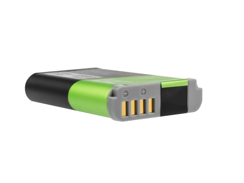 Battery Green Cell ® NB-12L NB12L for cameras Canon Powershot G1 X Mark II, N100, LEGRIA mini X 3.6V 2200mAh